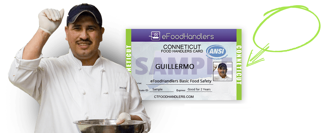 Connecticut Food Handlers Card Efoodhandlers 10